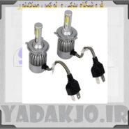 لامپ چراغ جلو هدلایت C6 اصلی