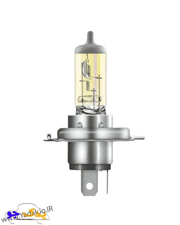 لامپ چراغ جلو سه خار ۷ رنگ | یدک جو