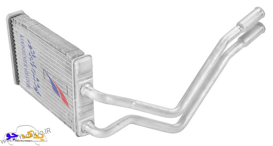 رادیاتور بخاری ۴۰۵ لوله متحرک کوشش | یدک جو