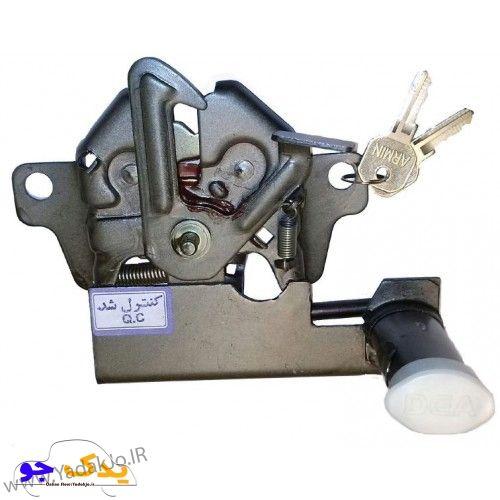 قفل کاپوت ضدسرقت پراید ۱۳۲-۱۱۱   یدک جو