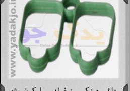 واشر عینکی منیفولد سیلیکون پژو-سمند - کد 1292