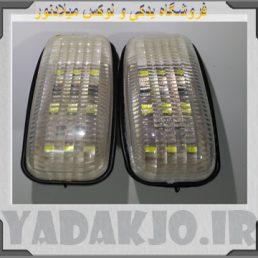 چراغ راهنما رو گلگیر سمند SMD - کد1004